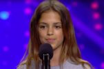 Croatia's Got Talent contestant Elena Brnić (13) goes viral with 5.5 million views
