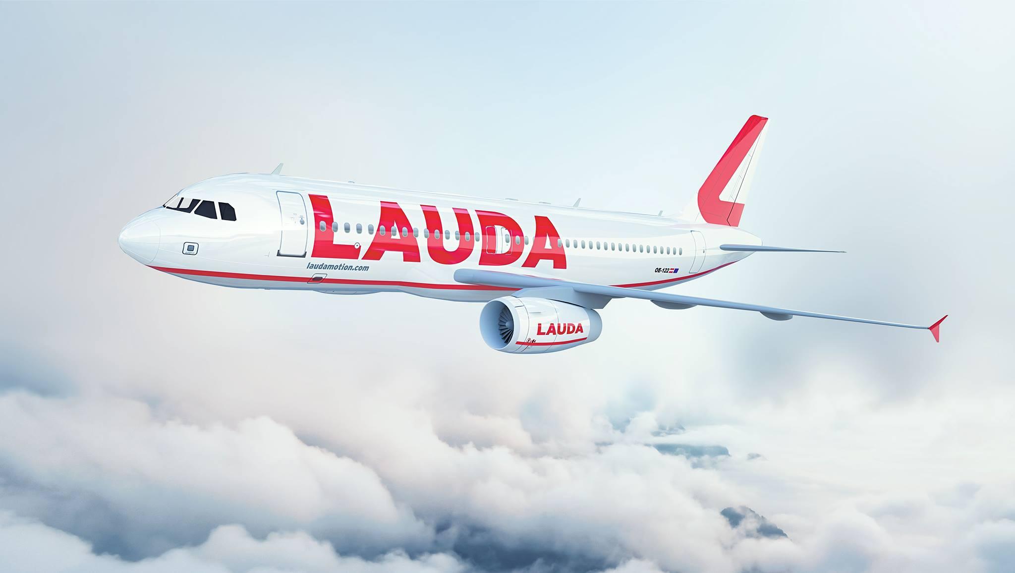 Laudamotion News