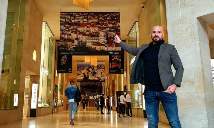 Croatia promoted at prestigious Paris museum for the first time