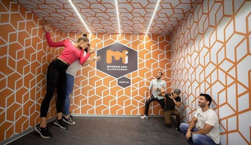 Croatian concept: Museum of Illusions opens in Indian capital New Delhi
