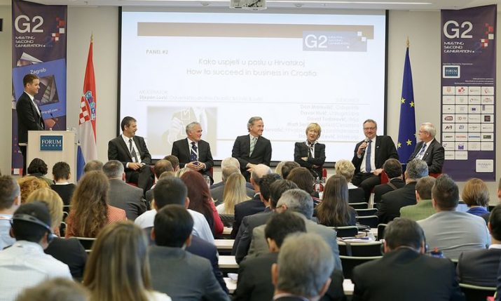 Meeting G2.4: Panel to analyse growth and potential of Croatian exports to Australia