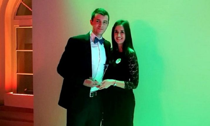 Croatian smart bench company wins Deloitte's fastest growing rising star award