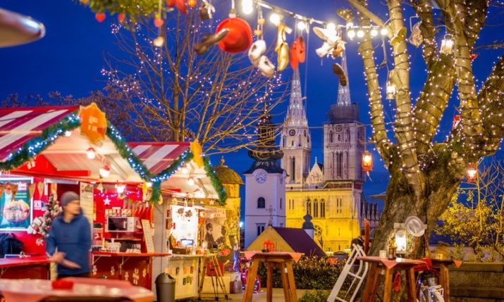 CNN names Zagreb among the world's best Christmas markets