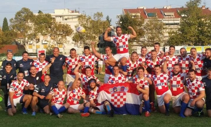 Rugby: Croatia beats Israel in Zagreb to remain unbeaten
