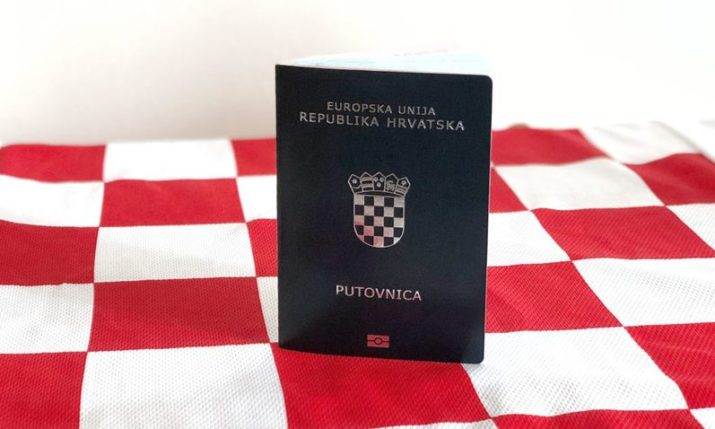 Latest passport power index released – Croatian in Top 20