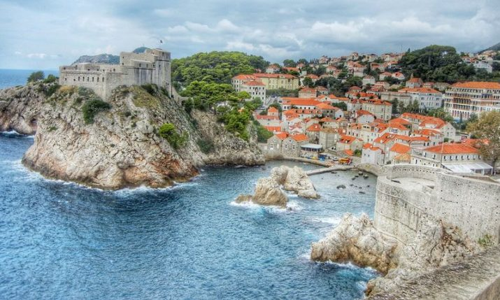 Free Dubrovnik city tours all winter with an English-speaking guide