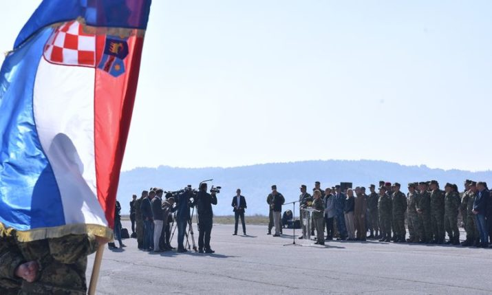 PHOTOS: Biggest Croatian military exercise gets underway