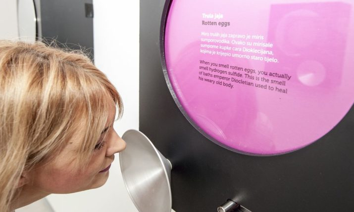 First Museum of Senses in Croatia has opened in Split