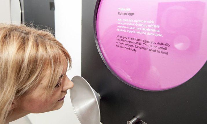 First Museum of Senses in Croatia has opened in Split