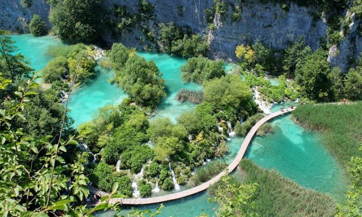 Ticket prices slashed at Plitvice Lakes National Park this week