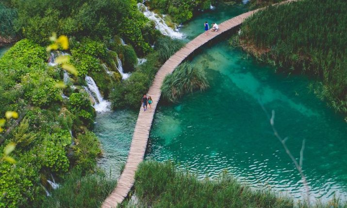 Croatia starting to attract more tourists outside of summer season