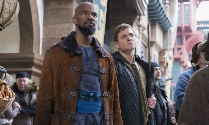 VIDEO: Trailer released for Robin Hood: Origins filmed in Dubrovnik