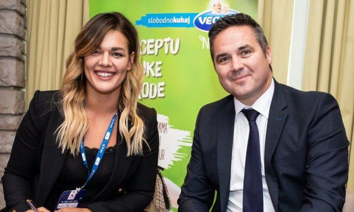 Discus champion Sandra Perković becomes brand ambassador for Vegeta Natur