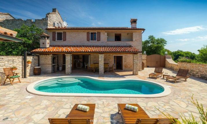 3 Croatian holiday homes win best in Europe awards