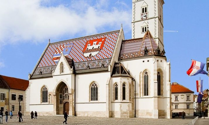 Croatian made the official language on this day 171 years ago