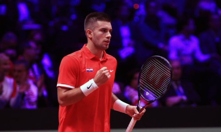 Davis Cup: Croatia to face India in Zagreb