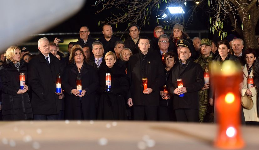 Vukovar Remembrance Day: Croatia remembers the victims of Vukovar