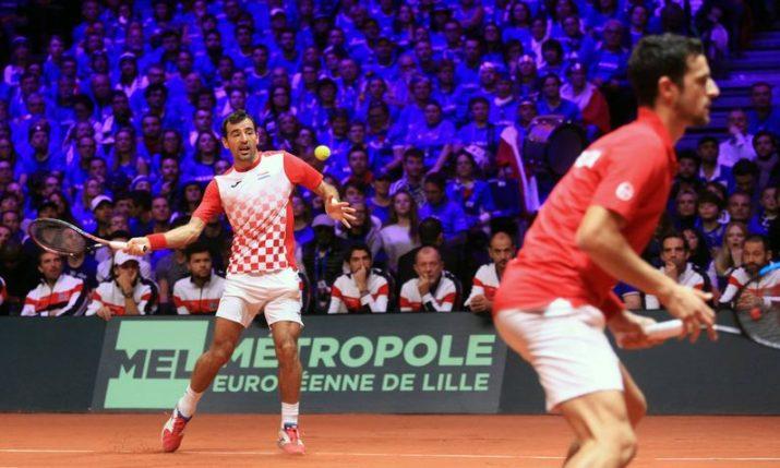 Davis Cup Final: Croatia 2 – 1 France