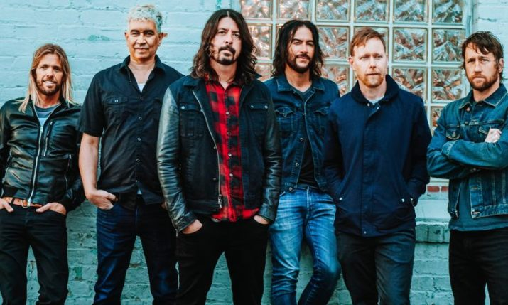 Foo Fighters in Pula Arena next week: Important concert info