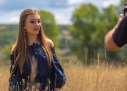VIDEO: American-Croatian teen pop singer shoots latest video in Croatia