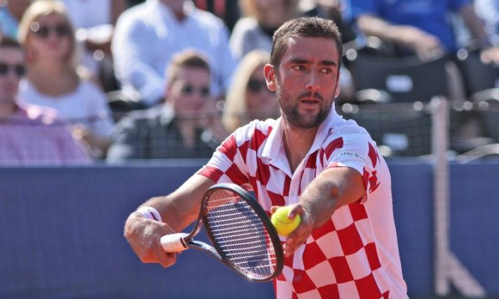 Marin Čilić regains form to reach Madrid Open quarterfinal