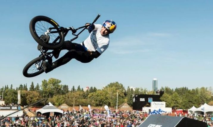 Croatia's Marin Ranteš becomes BMX world champion