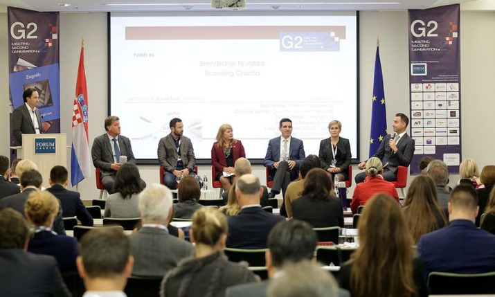 Croatians from 15 countries attending Meeting G2 in Zagreb