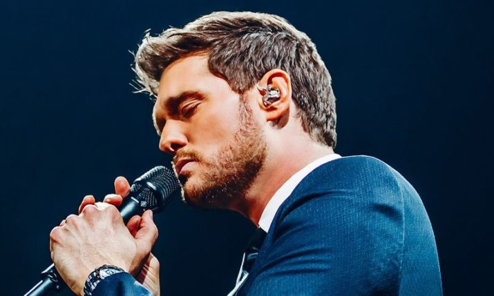 Michael Bublé returning to his Croatian roots for one-off concert