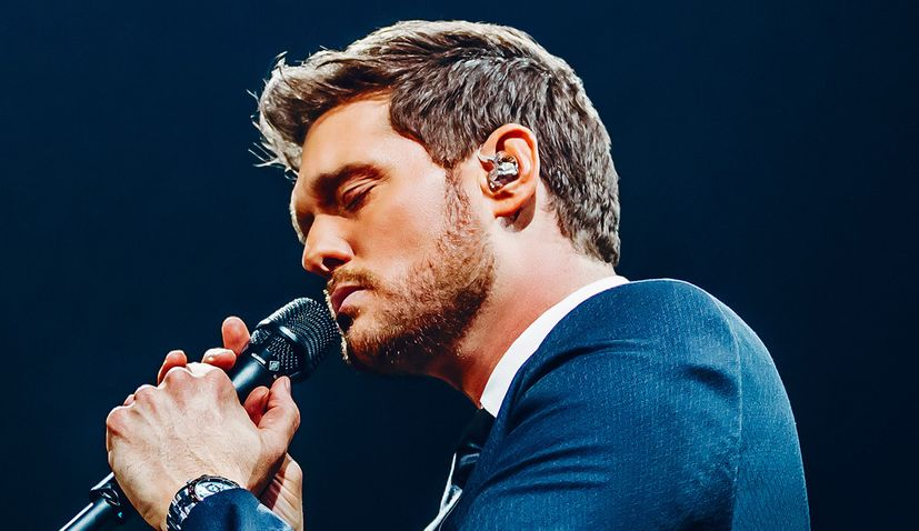 Michael Buble to perform in Croatia for the first time