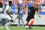 Croatia defender Ivan Strinić given doctors clearance to return to football