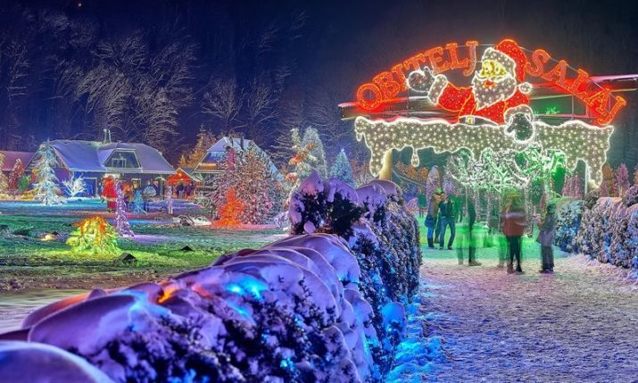 Christmas wonderland in central Croatia to open on 30 November