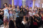 New Croatian Tourist Board uniforms presented at fashion show in Zagreb