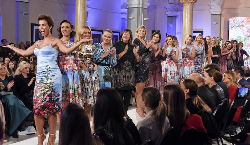 New Croatian Tourist Board uniforms presented at fashion show in Zagreb