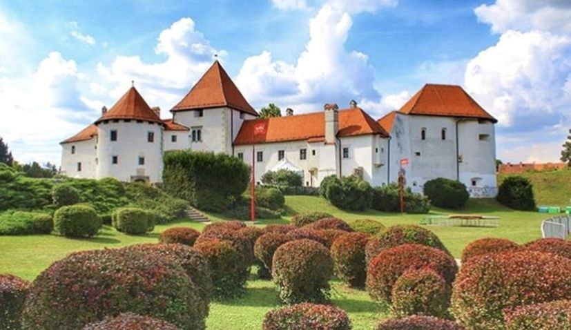Varaždin Museum presents 'Living Castles' project