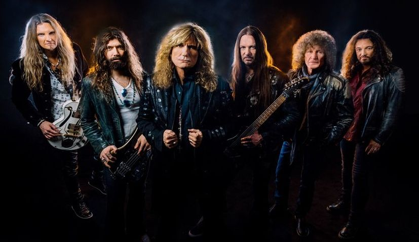 Whitesnake announce Croatia concert date on 2019 world tour
