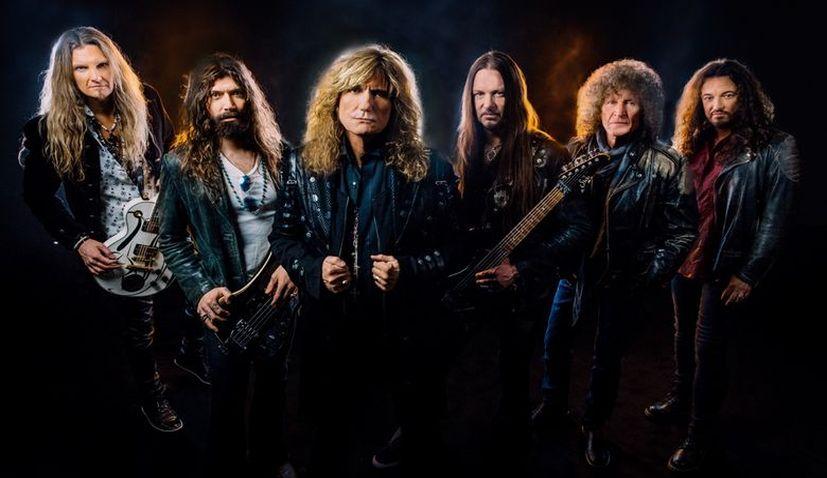 Whitesnake announce Croatia concert date on 2019 world tour
