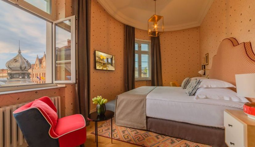 PHOTOS: A look inside Amadria Park Hotel which opened in Zagreb today