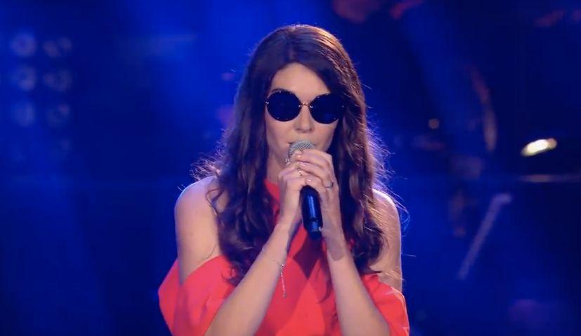 Blind Swiss-Croatian Bernarda Brunović steals the show again on The Voice of Germany