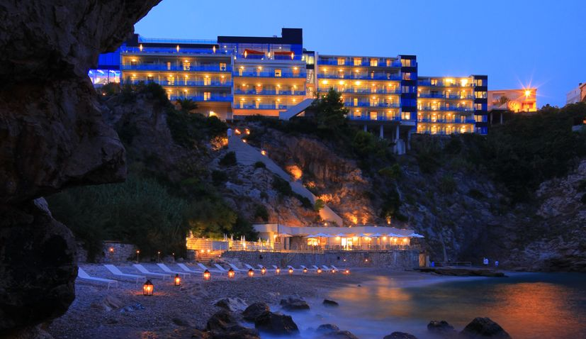 PHOTOS: Hotel Bellevue in Dubrovnikgetting major remodel