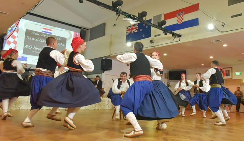 Croatians in New Zealand