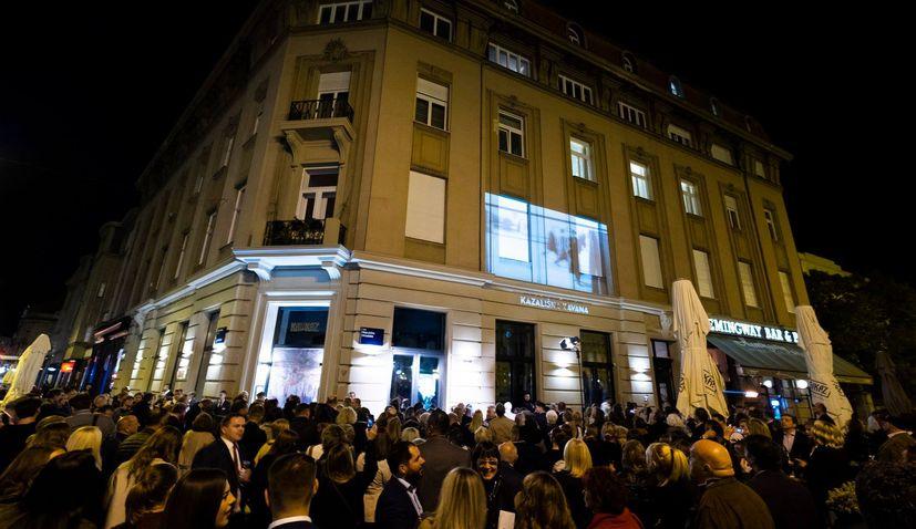 Legendary Zagreb hangout Kavkaz opens again