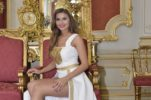 Miss Supranational Croatia 2018 shows off national dress ahead of finals in Poland