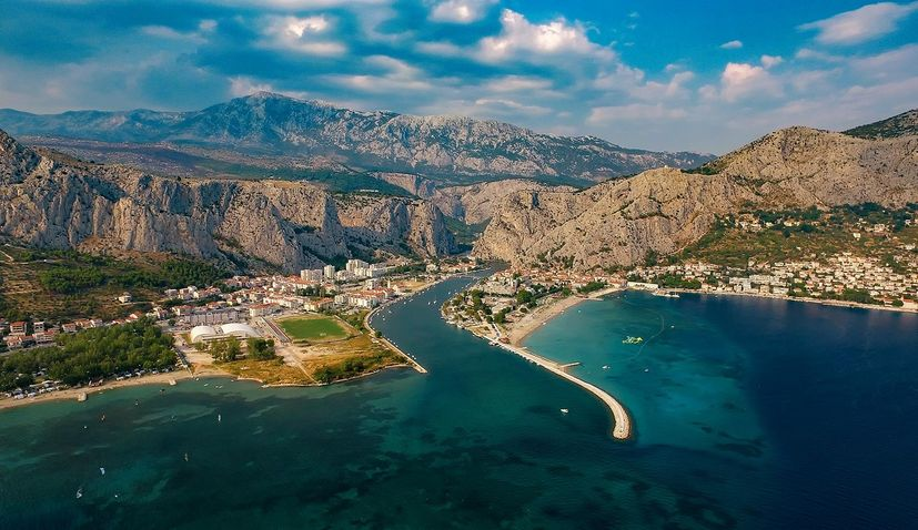PHOTOS: Omiš to get brand new waterfront & port