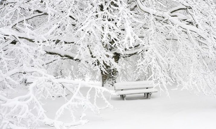 PHOTOS: First snow of the season falls around Croatia