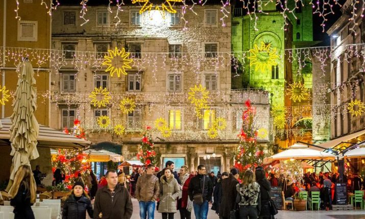 Cities & towns across Croatia preparing for Advent & Christmas festivities