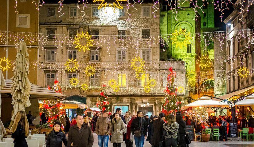 Cities & towns across Croatia preparing for Advent & Christmas festivities