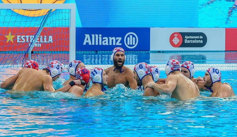 Four Croatians nominated for world water polo player of the year award