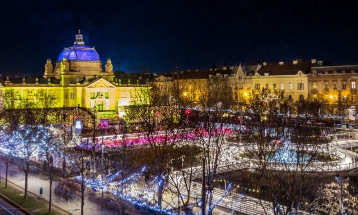 Advent in Zagreb: 3 new locations revealed