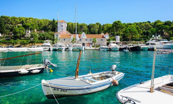 Austrian daily full of praise for Croatian island of Šolta