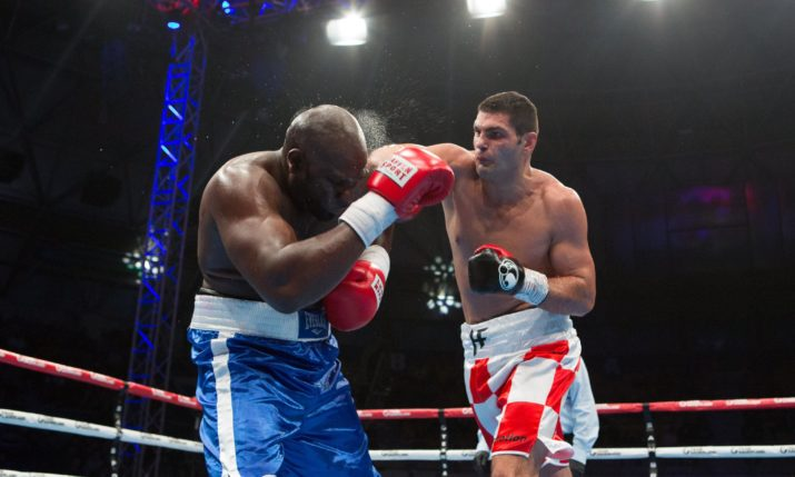 Croatian boxer Filip Hrgović to make American debut on May 25